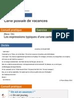 05_Dictee_1_Carte_postale