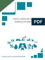 Temario_M6T4_Cálculo de estructuras metálicas con METAL 3D (II)