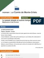 13_Dictee_9_Monte_Cristo