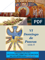 VI Domingo de Pascua Ciclo A