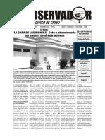 Periodico El Observador Edicion 11