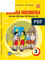SD/MI Kelas 3 - Bahasa Indonesia