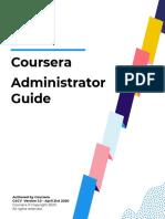C4CV - Coursera Admin Guide