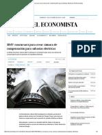 BMV concursará para crear cámara de compensación para subastas eléctricas _ El Economista