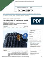 CaixaBank deja de ser una opción de compra para inversionistas _ El Economista