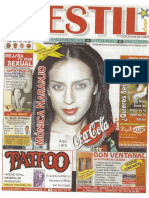 MÓNICA NARANJO - ESTIL (01.03.2002)