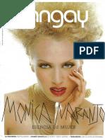 MÓNICA NARANJO - SHANGAY EXPRESS Nº259 (09.05.2005)