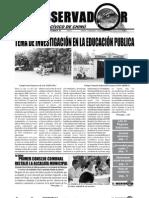 Periodico El Observador Edicion 15