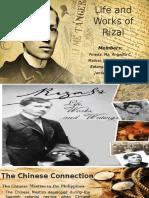 Rizal PowerPoint presentation Final