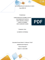 Colaborativo Paso 3 - Preparar presupuestos para la planeación y el control - copia