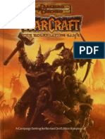 Warcraft - Core Rulebook