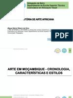 Arte Moçambicana parte 1