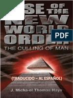 El Surgimiento Del Nuevo Orden Mundial_ La Matanza Del Hombre