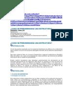 PREDIMENSIONAMIENTO VIGAS Y COLUMAS UNIVESIDAD NACIONAL