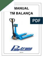 MANUAL DE USO E PEÇAS - TMB - ATÉ N° SÉRIE 0518113 - DESCONTINUADO