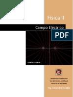 Campo Eléctrico. Ejercicios.pdf