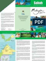 Sabah Brochure