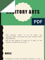 AUDITORY-ARTS.pptx