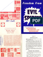 Freedom From Evil Spirits by W. V. Grant Sr.