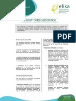 Disruptores Endocrinos Articulo