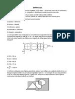 Examen Razonamiento Matemático
