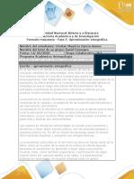 ANTROPOLOGIAFormato respuestas - Fase 5 -Aproximación etnográfica