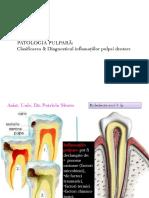 CLASIFICAREA şi diagnosticarea inflamaţiilor pulpei dentare.pdf