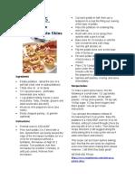 TLE RESTAURANT - APPETIZER (RECIPE) updated.docx