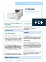Sony Impresora Up-dr80md