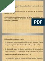 Derecho  Procesal Civil II.   4o. clase
