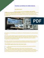The Basics of SCADA Systems