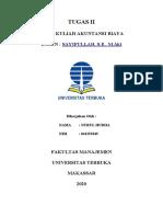Tugas II Akuntansi Biaya