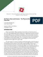PhD Art_EPIC08-Physical Environment as Informant
