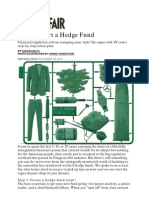 How to Start a Hedge Fund-Vanity Fair-Sep2010