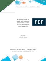 Tarea 4 - Adquirir Información Unidad 3- Fundamentos Contables