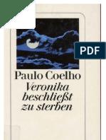 Coelho, Paulo - Veronica beschließt zu sterben