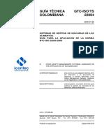 GTC-ISO-TS22004