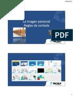 11 Image personal y cortesia classroom
