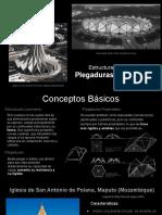 PLEGADURAS PIRAMIDALES