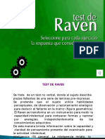 Test de Raven