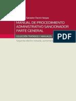 Osorio-Vargas-C-Manual-de-Procedimiento-Administrativo-Sancionador-Parte-General-docx