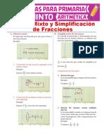 Número-Mixto-y-Simplificación-de-Fracciones-para-Quinto-de-Primaria