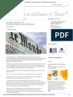 Deutschlandfunk_Literaturbeilage der Le Monde