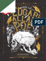 Livro Edgar Allan Poe Eleonora