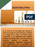 origen de la psicologia evolutiva
