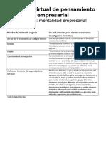 Catedra virtual de pensamiento empresarial 1
