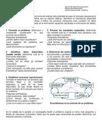 Metodologia analisis de problemas