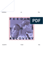 Feeding the Recovery