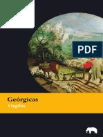 Las Geórgicas de Virgilio (Espanhol)
