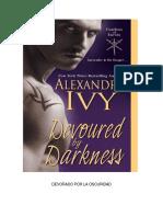 114978693 Alexandra Ivy Serie Guardianes de La Eternidad 07 Devorada Por La Oscuridad